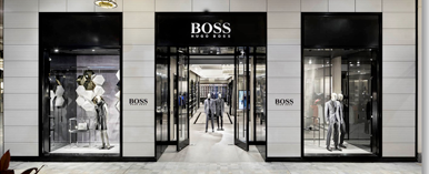 This is the image for Hugo Boss